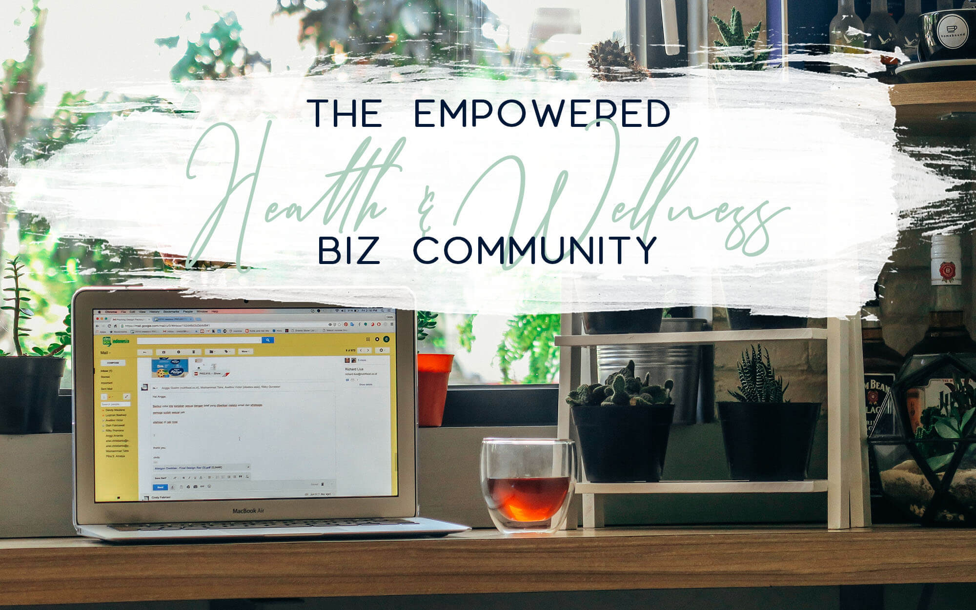 The Empowered Health Wellness Biz Community