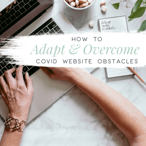 adapt your health & wellness website to covid 19